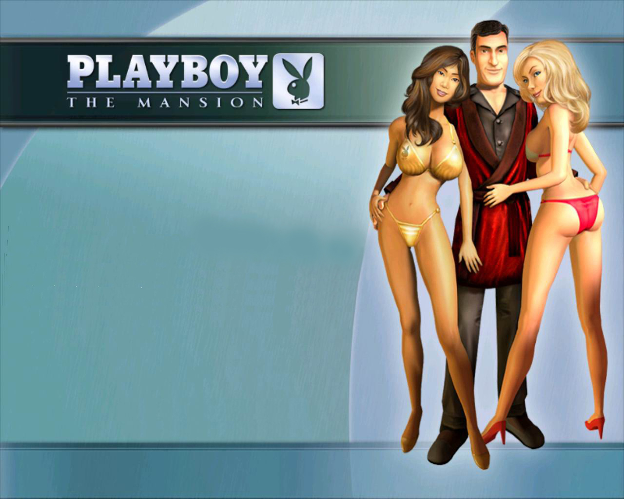 Playboy mansion gta topless naked movie