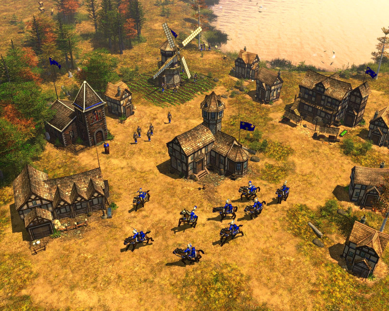 esocommunity age of empires iii tournaments replays - HD1600×1280